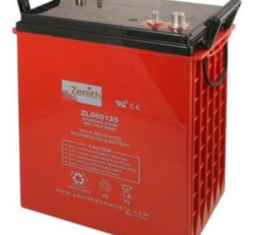 48 volt accupakket AGM inclusief 50Ah lader