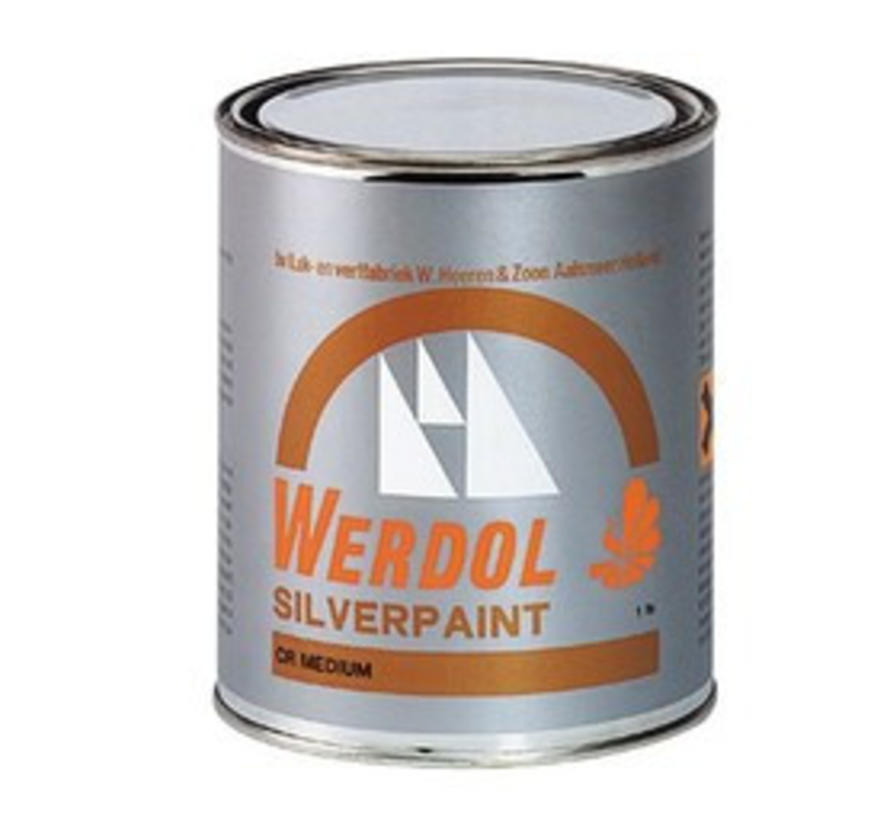 Silverpaint (1 of 2 liter)