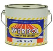 Werdol Metalprimer (0.75, 2 of 4 liter)