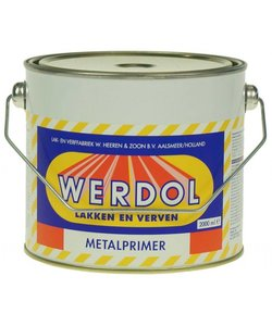 Epifanes Metalprimer (0,75, 2 of 4 liter)