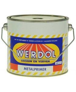 Metalprimer (0,75, 2 of 4 liter)