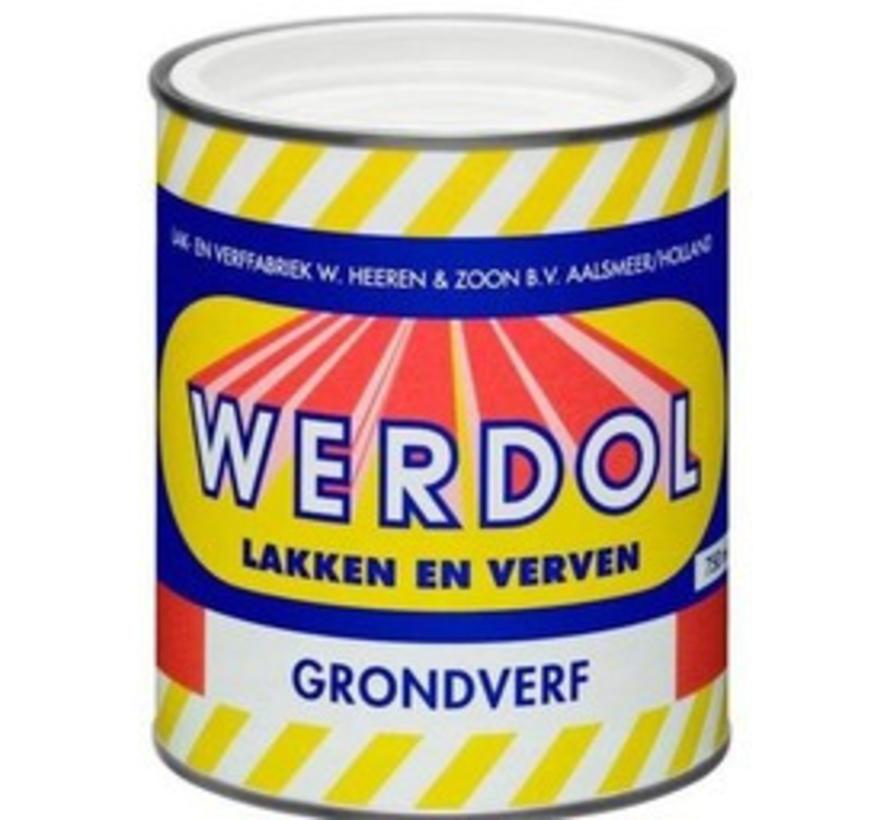 Grondverf (0.75, 2 of 4 liter)