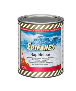 Epifanes Rapidclear met UV filter