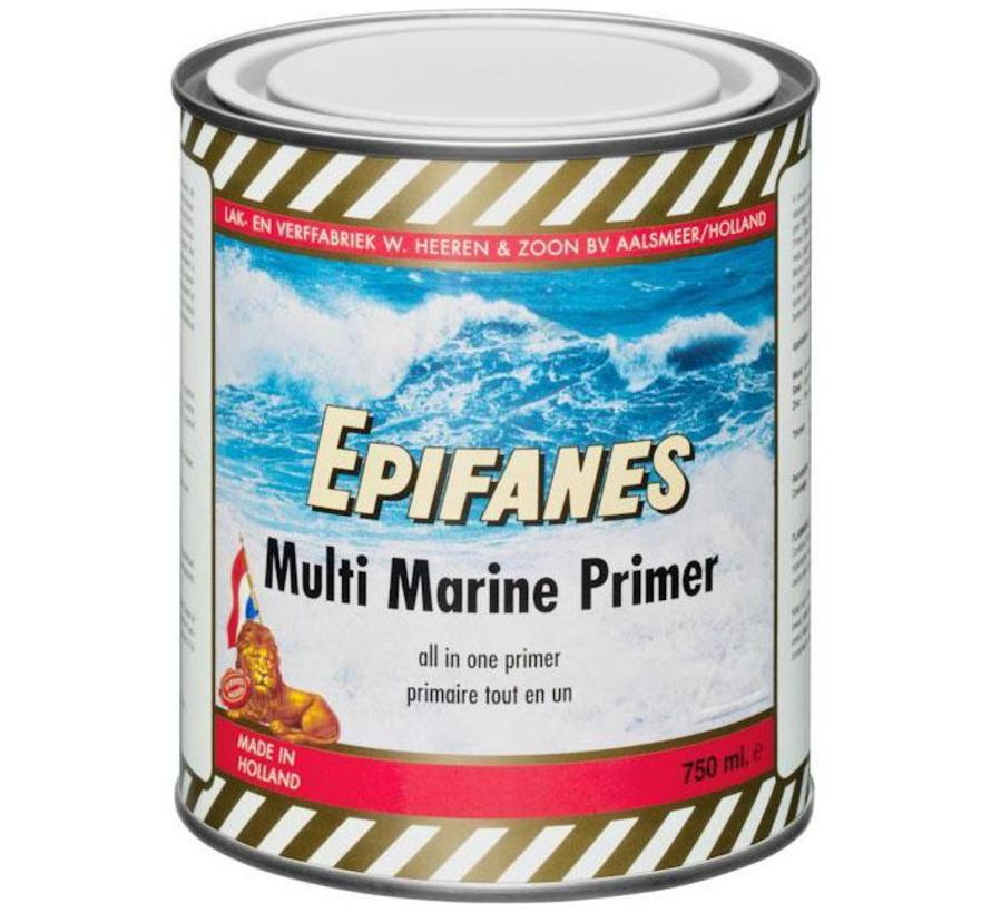 Epifanes Multi Marine Primer 750ml, 2 liter of 4 liter