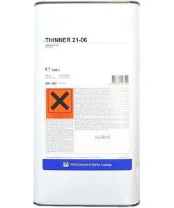 Verdunner 21-06 polyurethaan/chloorrubber
