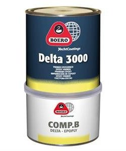 Boero Delta 3000 Epoxy Primer Set (10 liter)