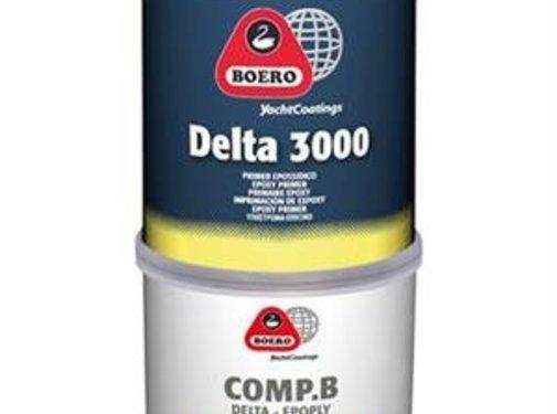 Boero Delta 3000 Epoxy Primer Set