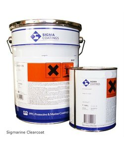 Sigma Sigmadur Clearcoat  (4 liter blanke lak incl. harder)