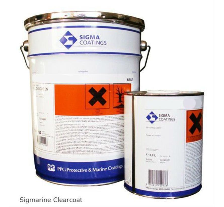 Sigmadur Clearcoat  (4 liter blanke lak incl. harder)