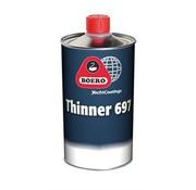 Boero Thinner 697 professional