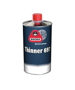 Boero Thinner 697 professional (2,5 liter)