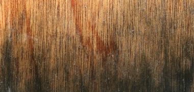 Houtverkleuring, wat is het en hoe op te lossen?