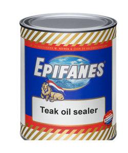Teak Oil Sealer 1 Liter
