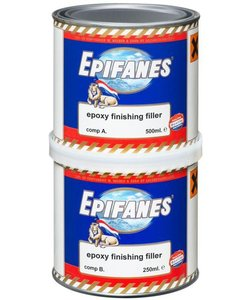 Epoxy Finishing Filler 0,75 kg