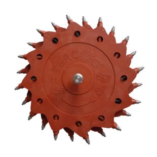 Roterende Straler - Double Disc (2 Schijven)