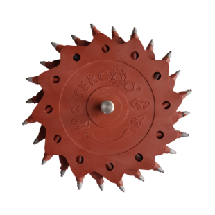 Roterende Straler - Triple Disc (3 Schijven)