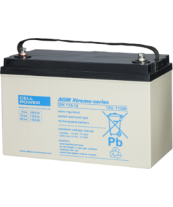 Cellpower AGM accu CPX-115