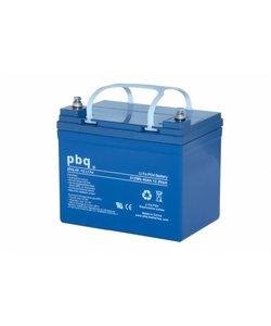 PBQ Lithium 12V Accu
