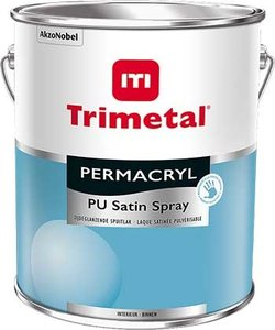 Permacryl PU Satin Spray