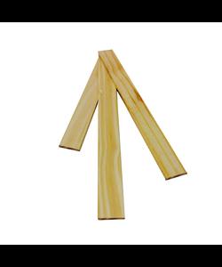 Roerhoutjes voor het mengen van verf (5 stuks)
