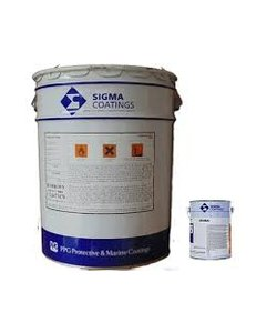 Coating drinkwatertank Sigmaguard csf 585 (4 of 20  liter)