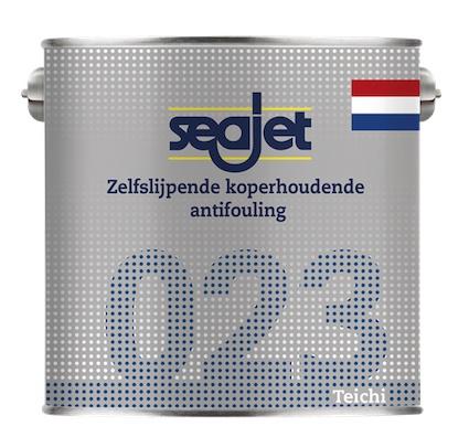 Seajet 023 antifouling (de seatender 10 voor de particuliere markt)