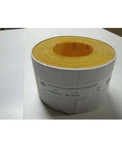 Rol schuurpapier