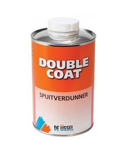 Double Coat Spuitverdunner