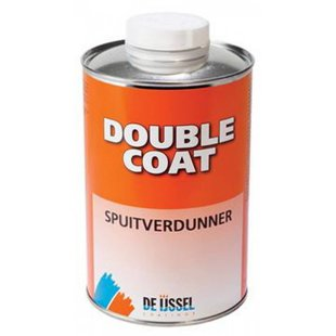 Double Coat Spuitverdunner 0,5 of 1 liter