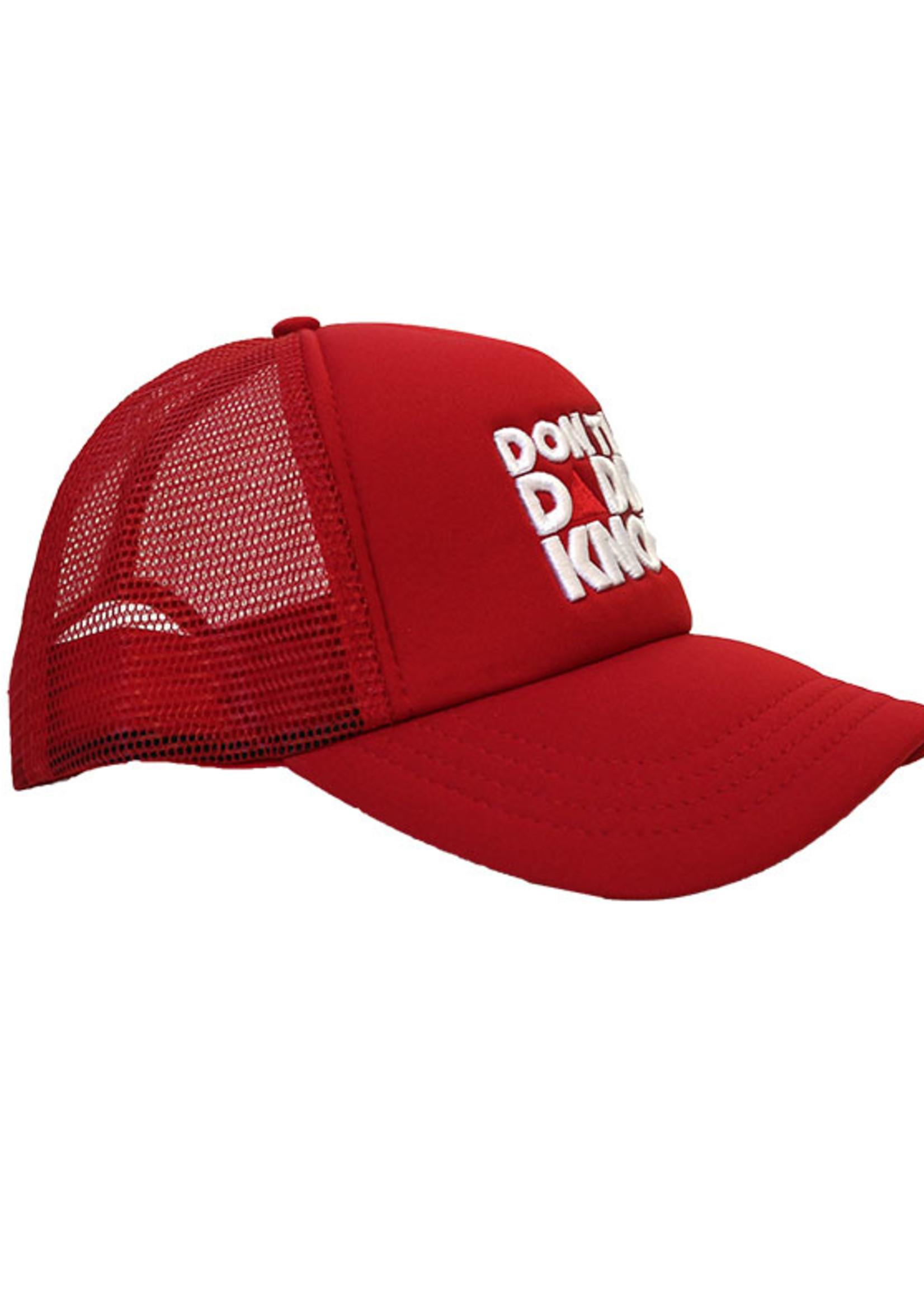 Truckercap Red