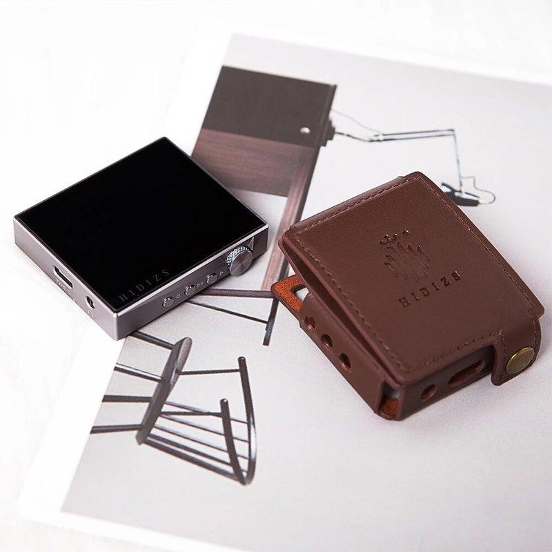 Hidizs Hidizs AP80 Leather Case