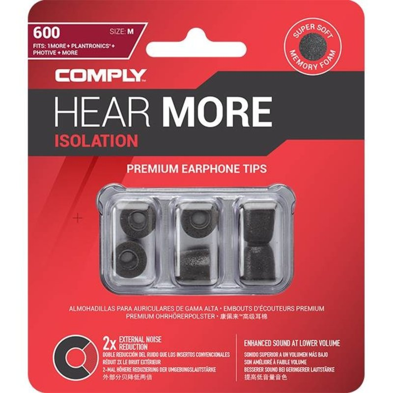 Comply Foam Isolation T-Series