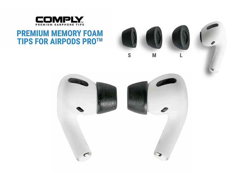 Comply Foam Comply for Airpods Pro