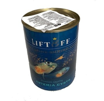 LIFTOFF Artemia eieren LIFTOFF 85% 425g blik