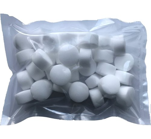 de Visvoer WebWinkel Speciaal Artemia zout tabletvorm 500g