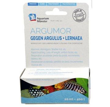 Aquarium Munster Aquarium Münster Argumor - tegen wormen en andere parasieten (20ml)
