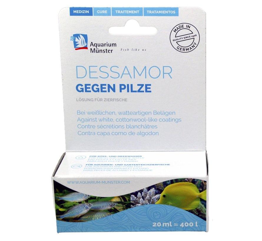 Aquarium Münster Dessamor - tegen schimmelinfecties (20ml)