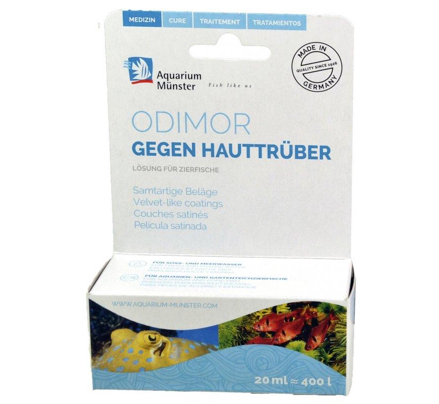 Aquarium Münster Odimor - tegen huidtroebeling (20ml)