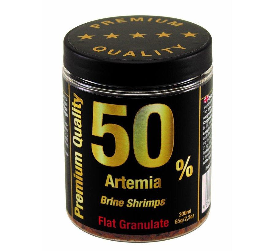 Discusfood 50% Artemia Flat Granulate