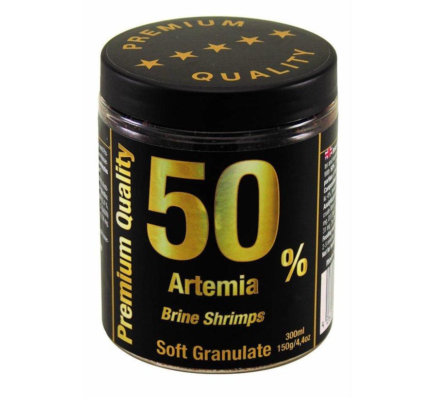 Discusfood 50% Artemia Soft Granulate (150 gram)