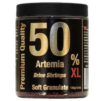Discusfood Discusfood 50% Artemia Soft Granulate XL (150 gram)