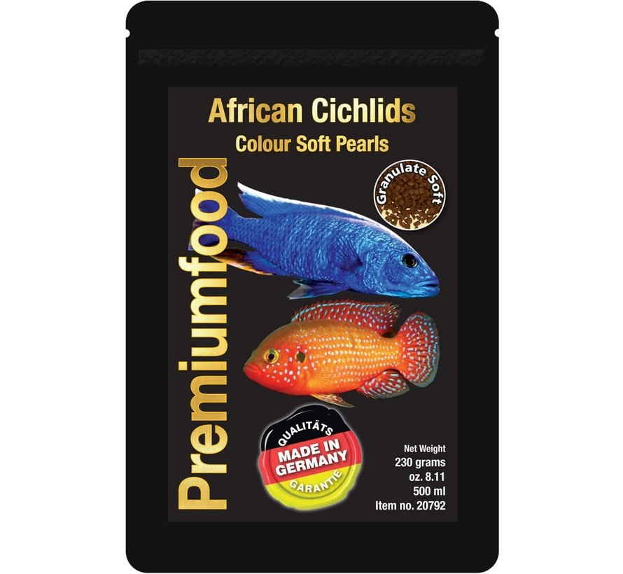 Discusfood African Cichlids Colour Pearls (80 gram)