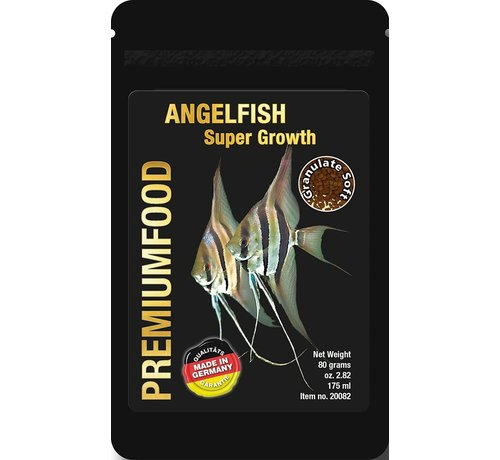 Discusfood Discusfood Angelfish Super Growth