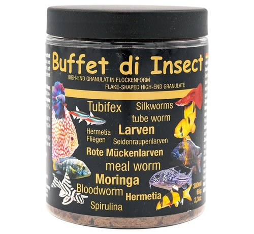 Discusfood Discusfood Buffet di Insect (65 gram)