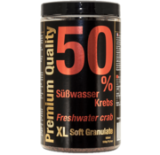 Discusfood Discusfood Freshwater Crab 50% XL Softgranulate (550 gram)