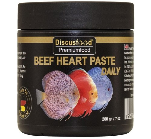 Discusfood Discusfood Paste Beefheart Daily (200 gram)