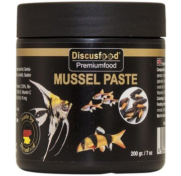 Discusfood Discusfood Paste Mussel (200 gram)