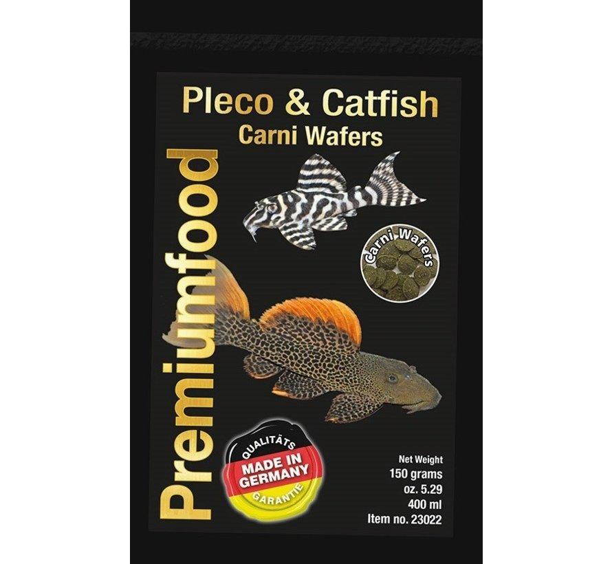 Discusfood Pleco & Catfish Carni Wafers (50 of 150 gram)