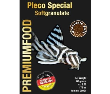 Discusfood Discusfood Pleco Special Soft granulate