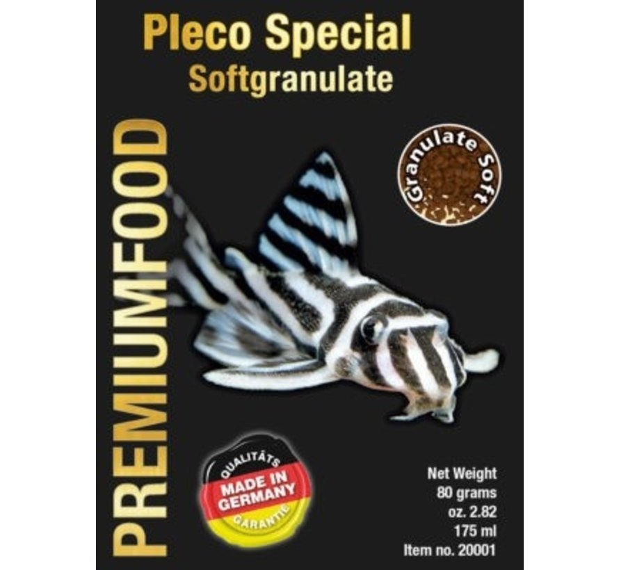 Discusfood Pleco Special Soft granulate